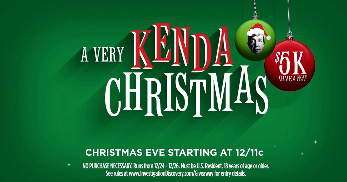 A Very Kenda Christmas Giveaway - Santa's Sweepstakes