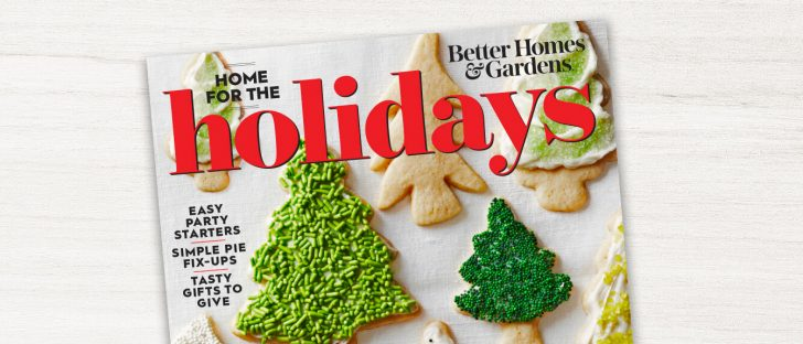 Better Homes and Gardens Home For The Holidays Sweepstakes