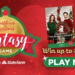 Hallmark Channel Countdown to Christmas Fantasy Game
