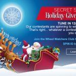 Wheel Of Fortune Secret Santa 2018 Sweepstakes