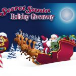 Wheel Of Fortune Spin ID Numbers For The Secret Santa Giveaway