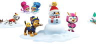 12 Days Of Nick Jr Christmas Sweepstakes