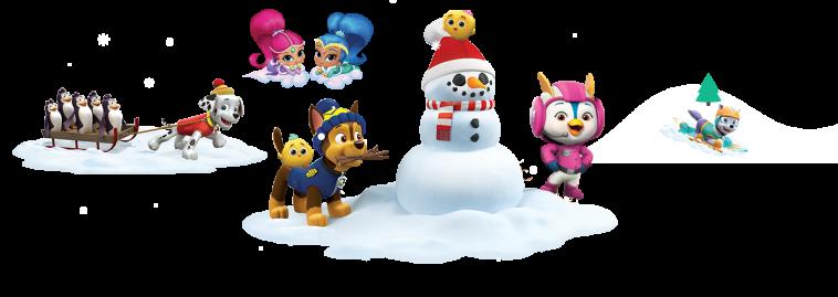 12 Days Of Nick Jr Christmas Sweepstakes