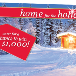 Country Hearth Home For The Holidays Sweepstakes