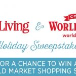 Country Living World Market Holiday Sweepstakes