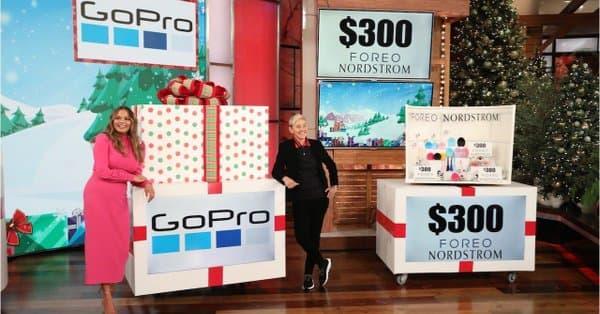 Ellen 12 Days Black Friday Giveaway