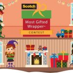 Ellen & The Scotch Brand Most Gifted Wrapper Contest