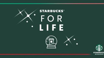 Starbucks for Life 2019 Holiday Edition