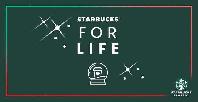 Starbucks for Life 2019 Holiday Edition