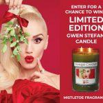 Yankee Candle Gwen Stefani Sweepstakes