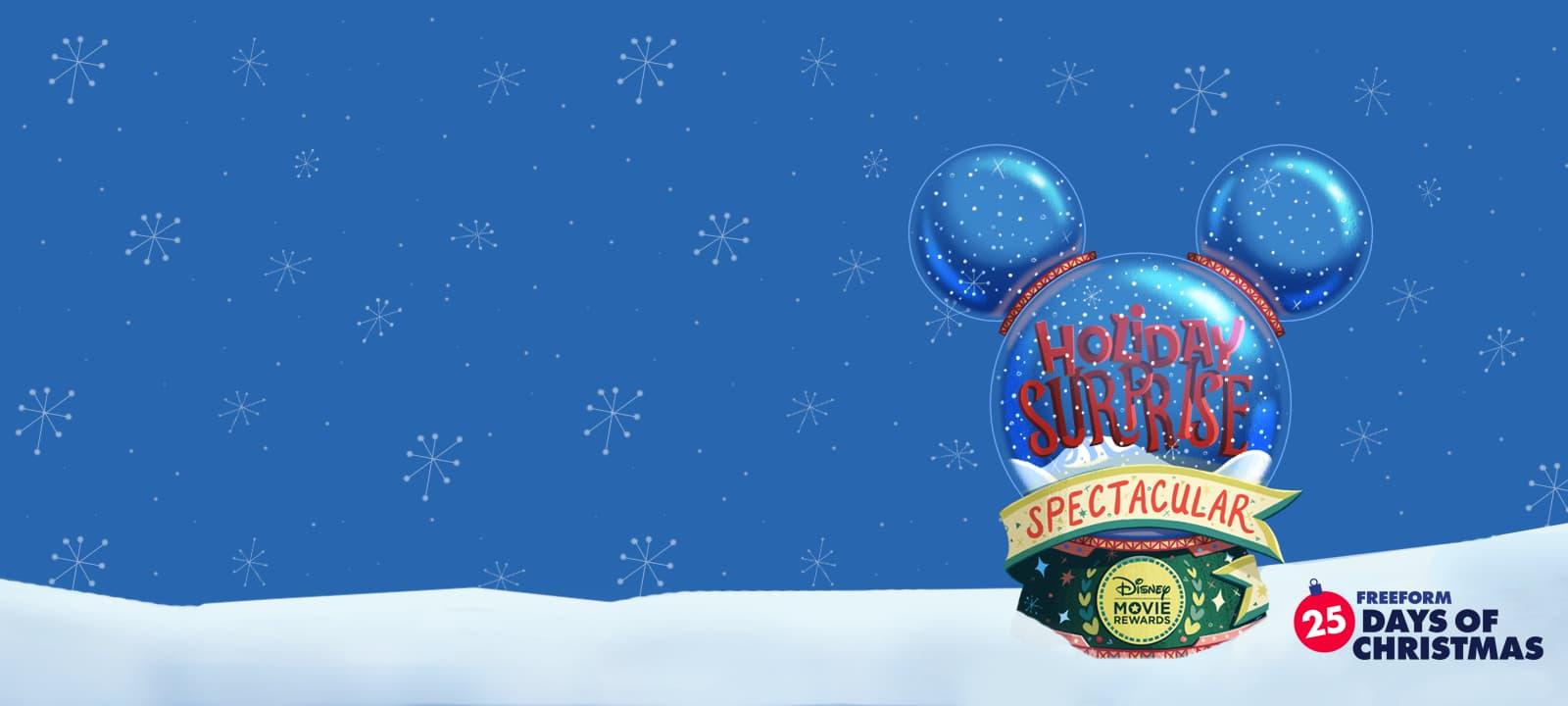 Freeform 25 Days of Christmas   Santa's Sweepstakes