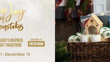 LIGHTtv Season of Joy Sweepstakes