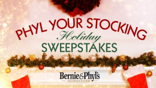 Phyl Your Stocking Sweepstakes