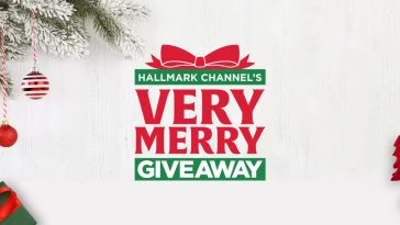 Hallmark Channel Very Merry Giveaway 2020