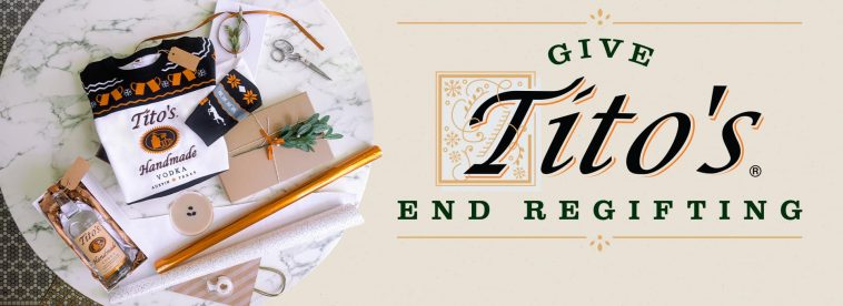 Tito's Holiday Sweepstakes 2020