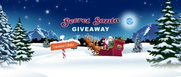 Wheel Of Fortune Secret Santa Holiday Giveaway 2020