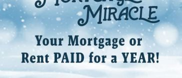 Christmas Mortgage Miracle Sweepstakes 2019