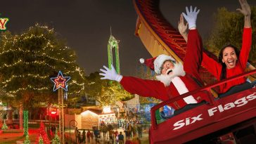 Coca-Cola Six Flags Holiday In The Park Instant Win Game 2019