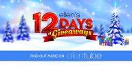 Ellen DeGeneres 12 Days of Christmas Giveaways 2020