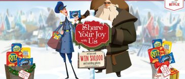 NABISCO Share Your Joy With Us Sweepstakes 2019