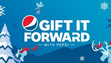 Pepsi Gift It Forward Sweepstakes 2019