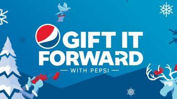 Pepsi Gift It Forward Sweepstakes 2019