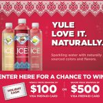 Sparkling Ice Holiday Cash Sweepstakes