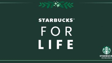 Starbucks for Life 2020 Holiday Edition