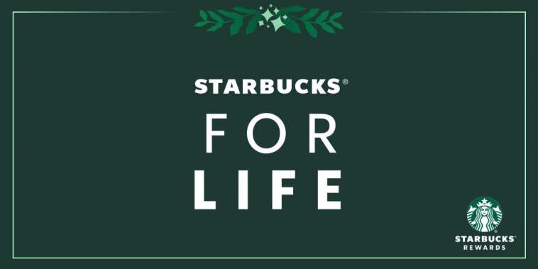 Starbucks for Life 2020 Holiday Edition