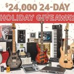 Sweetwater Holiday Giveaway 2019