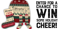 Yuengling Spread Some Cheer Sweepstakes 2019