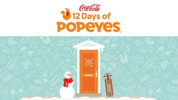 12 Days Of Popeyes Sweepstakes 2020