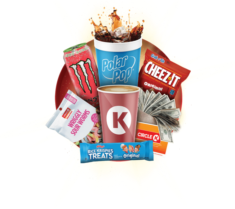 31 Days Of Circle K Instant Win Game 2020