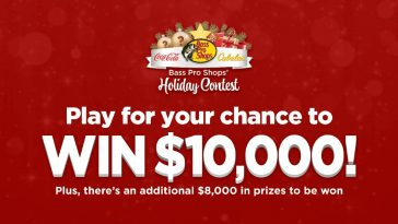Bass Pro Shop Holiday Contest 2020