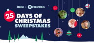 Freeform 25 Days Of Christmas Sweepstakes 2020